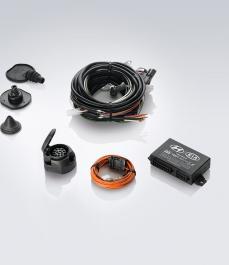 Проводка для фаркопа (для а/м з комплектом причепного пристрою, 13-контактний)