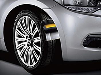 Система контролю тиску у шинах (TPMS)