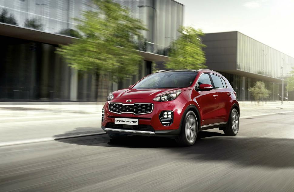 Kia Sportage повернув собі статус найбільш продаваного автомобіля в Україні