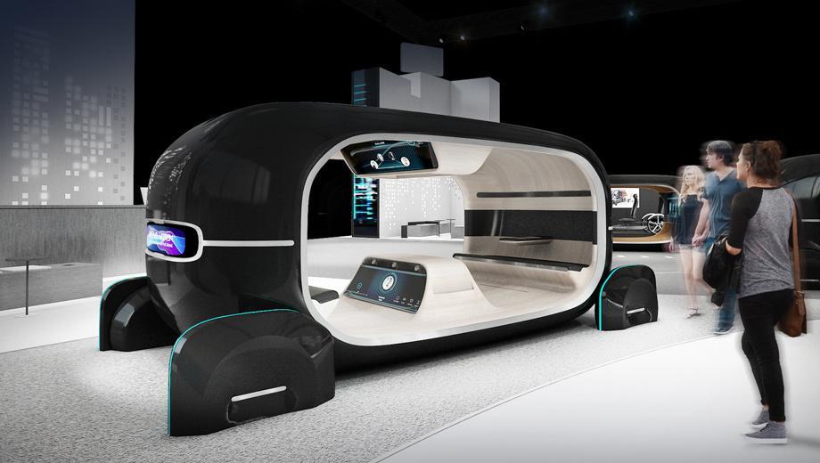 Компанія KIA покаже в Лас-Вегасі «емоційне водіння»